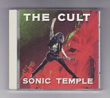 (CD) THE CULT - Sonic Temple / Japan Import / VDP-1424