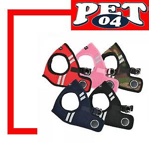 Puppia SOFT VEST HARNESS PRO( 5 Colours) (PAUA-HB1828)