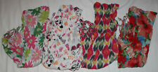 Gymboree Scarf Youth Girls Lightweight Panda Daisy Spring Batik Scarves 2011