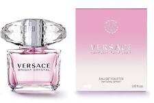 VERSACE BRIGHT CRYSTAL DONNA EDT NATURAL SPRAY - 90 ml