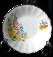 Johnson Brothers Hollyhock Fruit Nappy Holly Hock Fruit Bowl Sovereign Potters