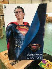 DC COLLECTIBLES MAN OF STEEL SUPERMAN STATUE 1/6 SCALE