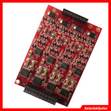 FXO Module X400M daughter card for Asterisk card TDM800P tdm2400p aex800 4 FXO