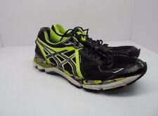 Asics Men's GT-2000 3 Running Shoe Black/Flash Yellow Size 12.5M