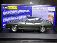 WOW EXTREMELY RARE 1/43 VANGUARDS FORD CAPRI MK3 2.8 FOREST GREEN NLA