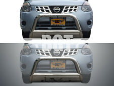 BGT 2008-2015 ROGUE SELECT BULL BAR WITH SKID PLATE BUMPER GUARD S/S