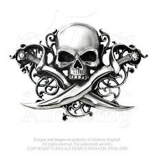 Alchemy - Lettre de marque - ETAIN boucle ceinture