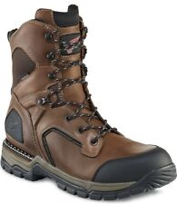 Red Wing 409 Waterproof EH Boots Size 11.5H Wide