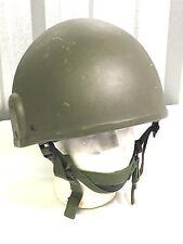 BRITISH ARMY MARINES SAS SBS MK6 MK 6 VI COMBAT HELMET GENERAL SERVICE BALLISTIC