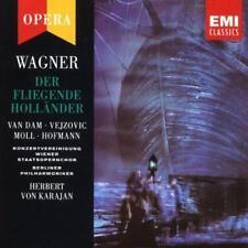 Herbert Von Karajan/José Van D - Wagner: Der Fliegende Hollände (NEW 2 x CD)