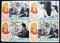 Fotobusta Lazzarella Alessandra Panaro Como Modugno Fierro Tunc De Filippo R176