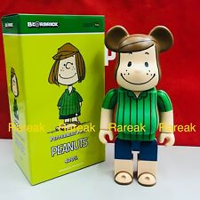 Medicom Be@rbrick 2019 The Peanuts Comic Snoopy 400% Peppermint Patty Bearbrick
