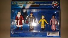 Lionel Polar Express O Gauge Train People Add On Figure Pack Painted Set 6-14273