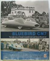 DONALD CAMPBELL WORLD SPEED RECORD TRIBUTE  3 SIGNED