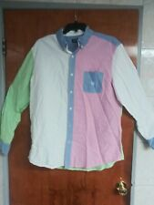 Chaps Men's Sport Shirt Xl Brand New With Orig.Tag