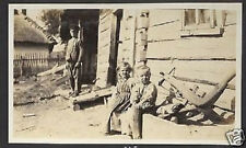 UKRAINE RUSSIA KIEV SEPT 1917 AMERICAN REAL PHOTO a.