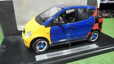 MERCEDES-BENZ A-CLASS GLOBIMOBIL 1999 au 1/18 MAISTO B66960006 voiture miniature