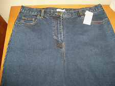 STYLE & CO. - sz 12 - CHARTER CLUB LAURA FIT BLUE JEANS  - NWT