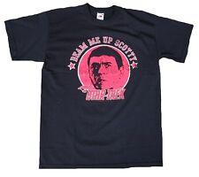 offi. STAR TREK BEAM ME UP SCOTTY Raumschiff Enterprise CBS Licencia Camiseta XL