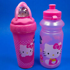HELLO KITTY LOOPITY LOOP KID DRINK TUMBLER ZAK JUICE WATER SPORT BOTTLE,BPA FREE