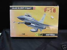 DESERT STORM F-16 USAF FALCON