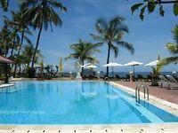 BALI PALMS, 4 star **** beachside resort, 7 nights accommodation, less 1/2 price