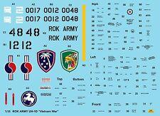 MONOKIO [EASYCAL] 1/35 UH-1D ROK ARMY VIETNAM WARs