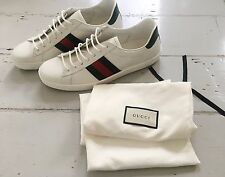 Gucci mens shoes trainers size UK11 new unworn
