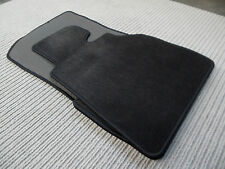 $$$ Car floor mats suitable for BMW E46 3 series RHD BLACK + NEW + from BAVARIA