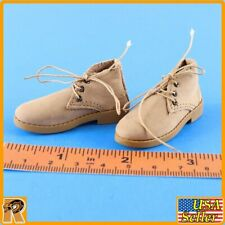Edward Macdonald SAS - Boots (for Feet) - 1/6 Scale - UJINDOU Action Figures
