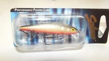 SALMO STING 6F GREY SILVER FISHING LURES TACKLE #4