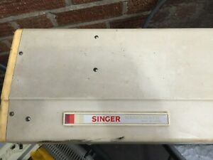 Singer Memo-Matic KE-2500 - untested - spares / repairs