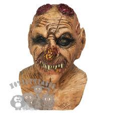 Popular Halloween Evil Goblin with Chest Overhead Latex Horror Fancy Props Mask