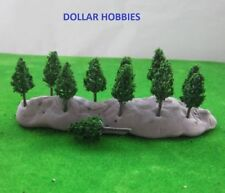 SENT PRIORITY MAIL 20 Pcs. 48mm Pine trees HO/N/Z Gauge Scale