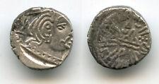 Silver drachm, Kshatrapa Visvasimha (275-282 AD), 201 SE/279 AD, Western Satraps