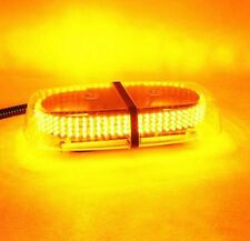 UK 240 LED Car Amber Roof Magnetic Emergency Hazard Warning Flash Strobe Light