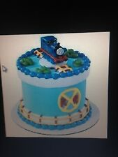 THOMAS & FRIENDS THOMAS SIGNATURE PETITE CAKE TOPPER (DECOPAC) NEW VHTF