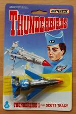 THUNDERBIRDS - THUNDERBIRD 1 - SEALED ON CARD - RARE