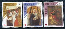 TIMBRE STAMP ZEGEL BELGIQUE CROIX ROUGE ROODE KRUIS RED CROSS 2312-2314  XX