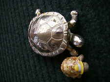 BESWICK VINTAGE  TORTOISE AND ONE OTHER