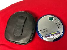 Panasonic portable CD disc player SL-CT490 tested works, Made in japan