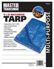 15 x 20-Ft. Blue Polyethylene Tarp