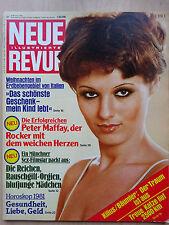 Neue Revue Nr 51/1980, Peter Maffay, Paul Kuhn, Ulrike Butz, Miß Marple