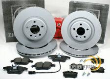VW Golf IV 4motion - Zimmermann Bremsscheiben belüftet Beläge für vorne hinten*