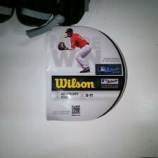 "Wilson A450 10 3/4"" Baseball Glove (Black/Grey)"
