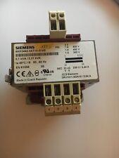 Siemens 400v/230v Transformer 4AM3442-5AT10-0FA0 0.1KVA 0.31 KVA