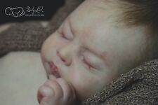 Reborn Doll Kit NOT FINISHED DOLL Bonita Realistic Fake Baby girl NOT SILICONE