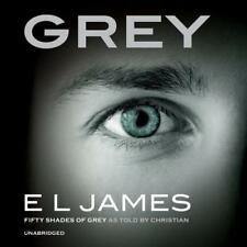 gris: FIFTY SHADES OF GREY COMO told by CHRISTIAN James, E largo Audio CD LIBRO