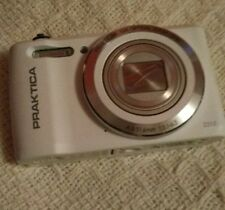 Praktica Luxmedia Z212 20MP 12x Optical Zoom Digital Camera White