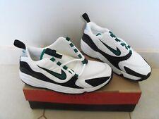 1996 OG Nike AIR STASIS FS very rare Vintage Sneaker NEW Sz: 8  Wht/Green-Black